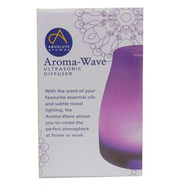 Absolute Aromas Aroma-Wave Ultrasonic  Diffuser