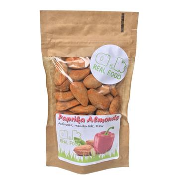 AK Real Food Paprika Almonds 40g
