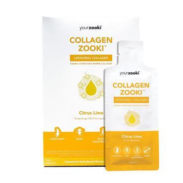 Your Zooki Liposomal Collagen 5000mg 14s