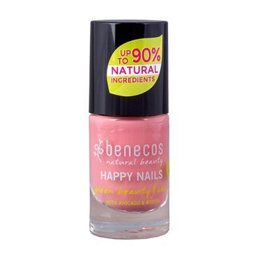 Benecos Bubble Gum Nail Polish 5ml