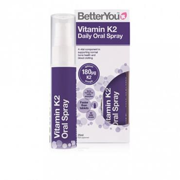 Better You Vitamin K2 Spray 25ml