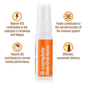 Better You Vitamin B Complete Spray 25ml