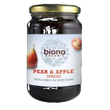 Biona Organic Pear & Apple Spread 450g