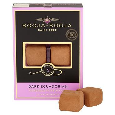 Booja-Booja Dark Ecuadorian Truffles - 6 truffles (69g)