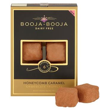 Booja-Booja Organic Honeycomb Caramel 6 Truffles 69g