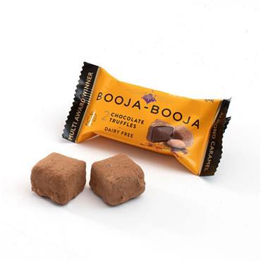 Booja-Booja Almond & Salted Caramel 2 Ambient Truffles 25g