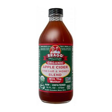 Bragg Apple Cider Vinegar & Honey Blend 473ml