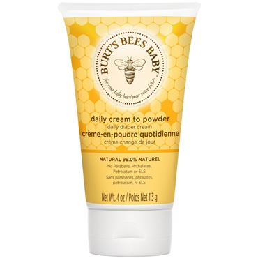 Burt's Bees Baby Bee Cream To Powder 110g