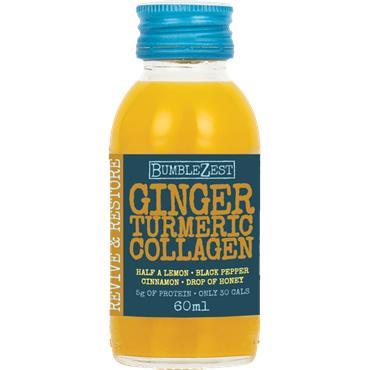 Bumblezest Revive & Restore - Ginger, Turmeric & Collagen 60ml