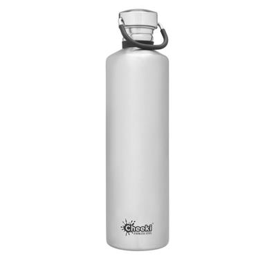 Cheeki Silver Bottle 1ltr