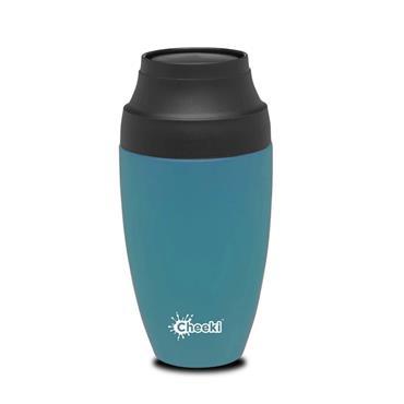 Cheeki Insulated Mug Topaz 350ml