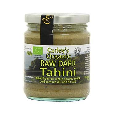 Carley's Organic Raw Dark Tahini 250g