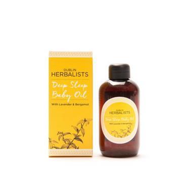 Dublin Herbalists Baby Oil 100ml