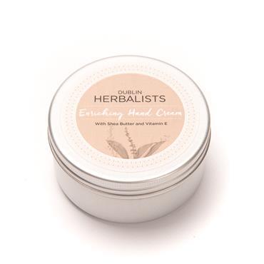 Dublin Herbalists Lemongrass & Bergamot hand cream 100ml