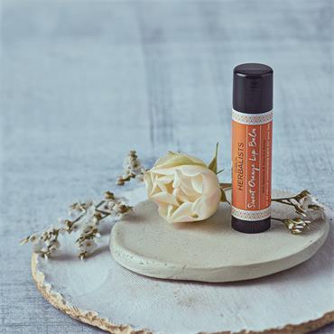 Dublin Herbalists Sweet Orange Lip Balm 5ml