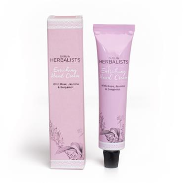 Dublin Herbalists Rose & Jasmin Hand Cream 30ml