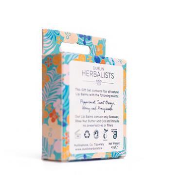 Dublin Herbalist Lip Balm Gift Set