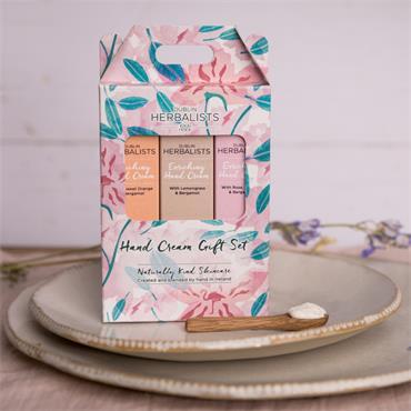 Dublin Herbalists Hand Cream Gift Set