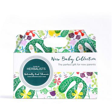 Dublin Herbalists Baby Collection