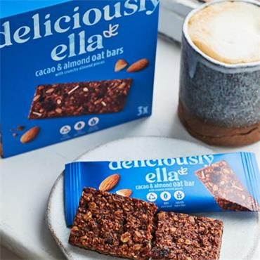 Delicously Ella Cacao & Almond Bar Multipack 3x50g