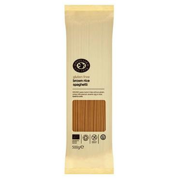 Doves Farm Organic Gluten Free Brown Rice Spaghetti 500g