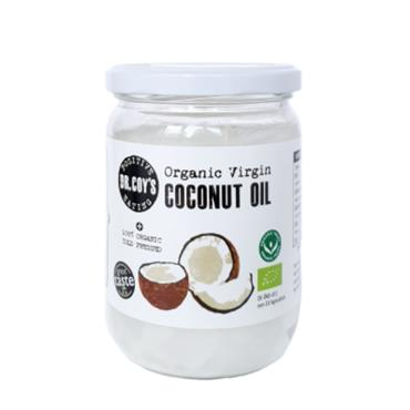 Dr Coy's Organic Virgin Coconut Oil 450ml