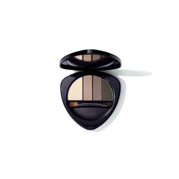 Dr Hauschka Eye and Brow Palette 01 Stone