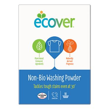Ecover Concentrated Non Bio Washing Powder 750g