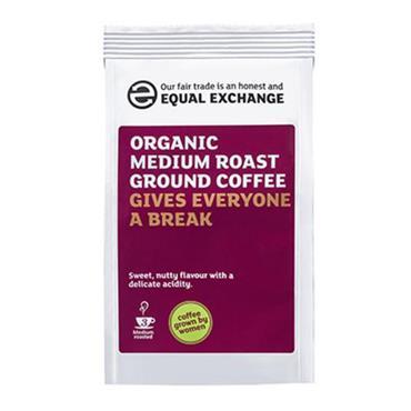 Equal Exchange Organic Medium Roast Ground Coffee 227g