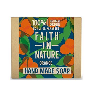 Faith in Nature Orange Soap Bar 100g