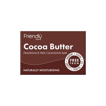 Friendly Facial Soap Bar Cocoa Butter 95g