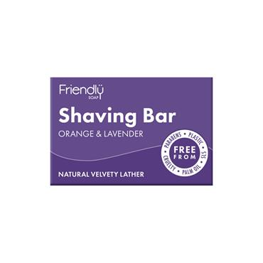 Friendly Shaving Soap Bar 95G