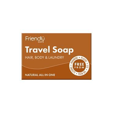 Friendly natural Travel Soap Bar 95g