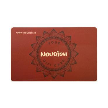 Nourish Giftcard