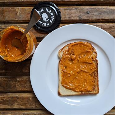 Harry's Original Nut Butter 330g