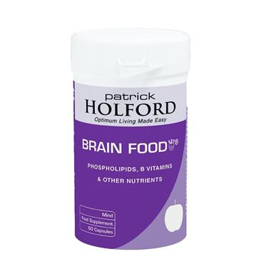 Patrick Holford Brain Food Capsules 60s