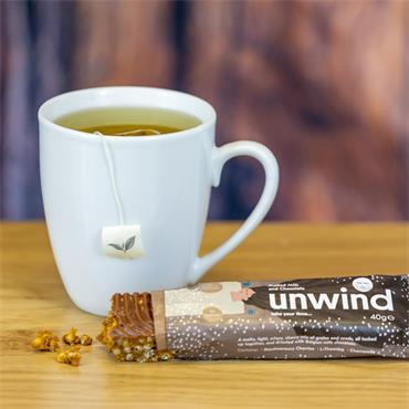 Unwind Malted Milk Bar 40g