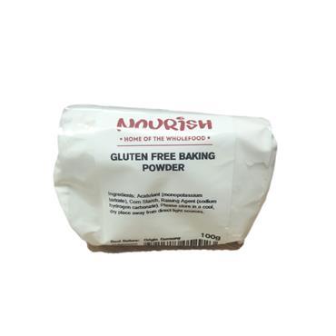 Nourish Gluten Free Baking Powder 100g