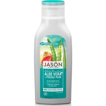 Jason Moisturizing 84% Aloe Vera + Prickly Pear Shampoo 473ml
