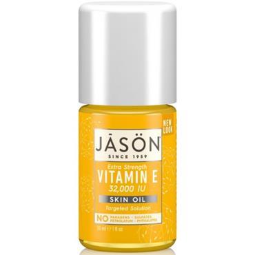 Jason Vitamin E 32,000 IU Extra Strength Oil - Scar & Stretch Mark Treatment 33ml