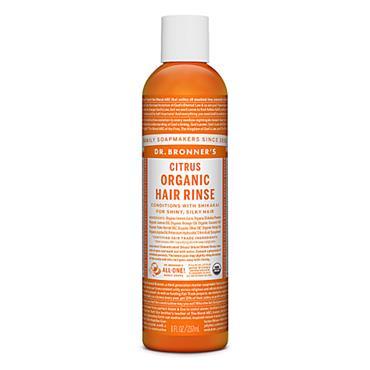 Dr. Bronner's Organic Citrus Conditioner Rinse 236ml