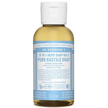 DR. Bronner's Baby Mild Soap 60ml