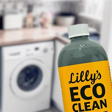 Lilly's Eco Clean Laundry Liquid Orange 750ml