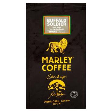 Marley Coffee Buffalo Soldier Dark Roast 227g