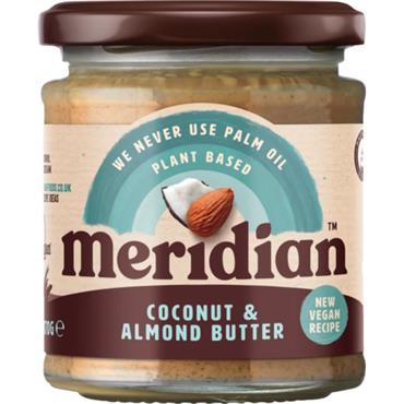 Meridian Coconut & Almond Butter 170g