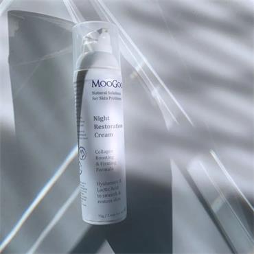 MooGoo Night Restoration Cream 75g