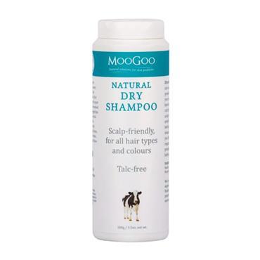 MooGoo Dry Shampoo 100g