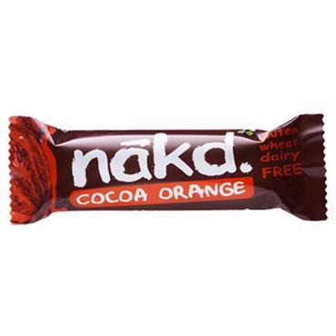 Nakd Cocoa Orange Bar 35g