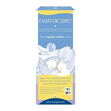Natracare Mother Maternity Pads (10 units)