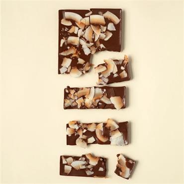 Nobo Coconut Chocolate 48% 80g